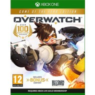 Activision Xbox One Overwatch Game of the Year Edition