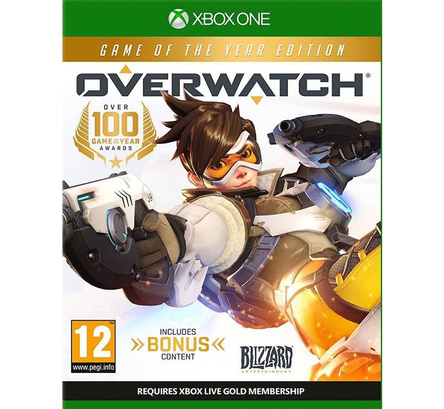 Xbox One Overwatch Game of the Year Edition