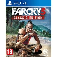 Ubisoft PS4 Far Cry 3 Classic Edition