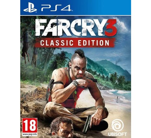 Ubisoft PS4 Far Cry 3 Classic Edition kopen