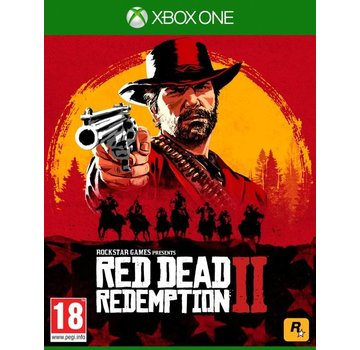 Rockstar Games Xbox One Red Dead Redemption 2
