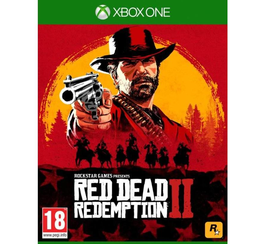 Xbox One Red Dead Redemption 2 kopen
