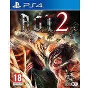 KT PS4 A.O.T. Attack on Titan 2