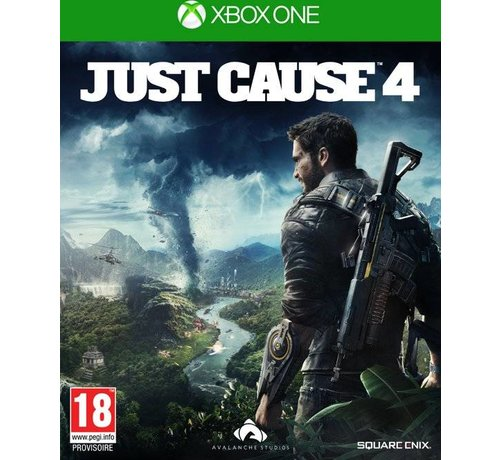 Square Enix Xbox One Just Cause 4 kopen
