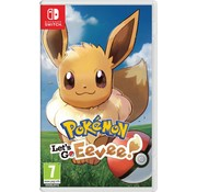 Nintendo Nintendo Switch Pokemon: Let's Go, Eevee!