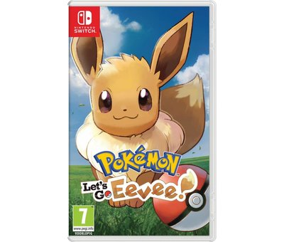 Nintendo Nintendo Switch Pokemon: Let's Go, Eevee! kopen