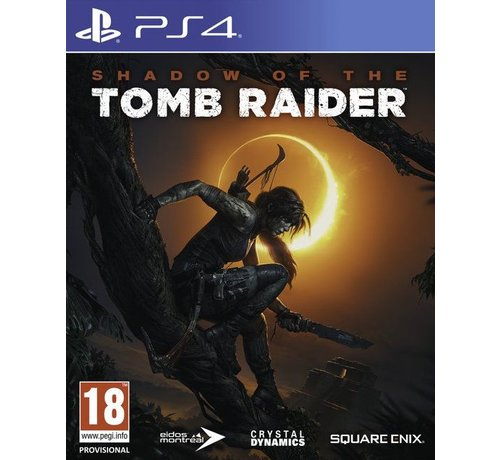Square Enix PS4 Shadow of the Tomb Raider kopen