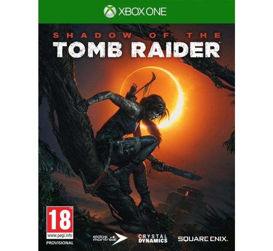 Xbox One Shadow of the Tomb Raider kopen