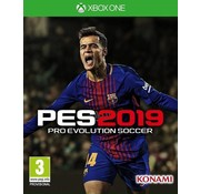 Konami Xbox One Pro Evolution Soccer (PES) 2019