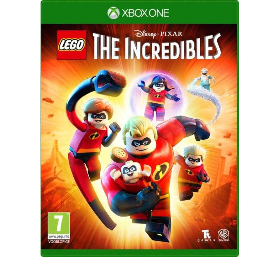 Xbox One LEGO The Incredibles