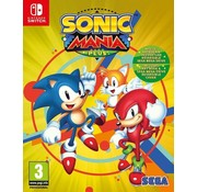 SEGA Nintendo Switch Sonic Mania Plus