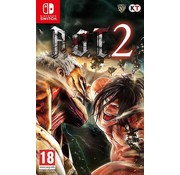 KT Nintendo Switch A.O.T. Attack on Titan 2
