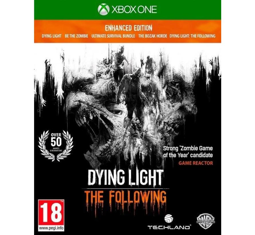Xbox One Dying Light: The Following (Enhanced Edition)