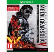Konami Xbox One Metal Gear Solid V: The Definitive Experience