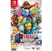 Nintendo Nintendo Switch Hyrule Warriors: Definitive Edition