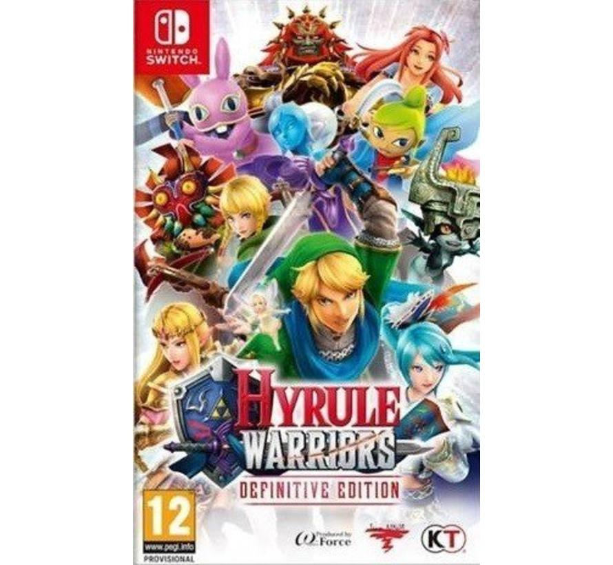 Nintendo Switch Hyrule Warriors: Definitive Edition
