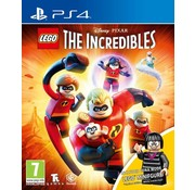 Warner PS4 LEGO: The Incredibles Collector's Edition