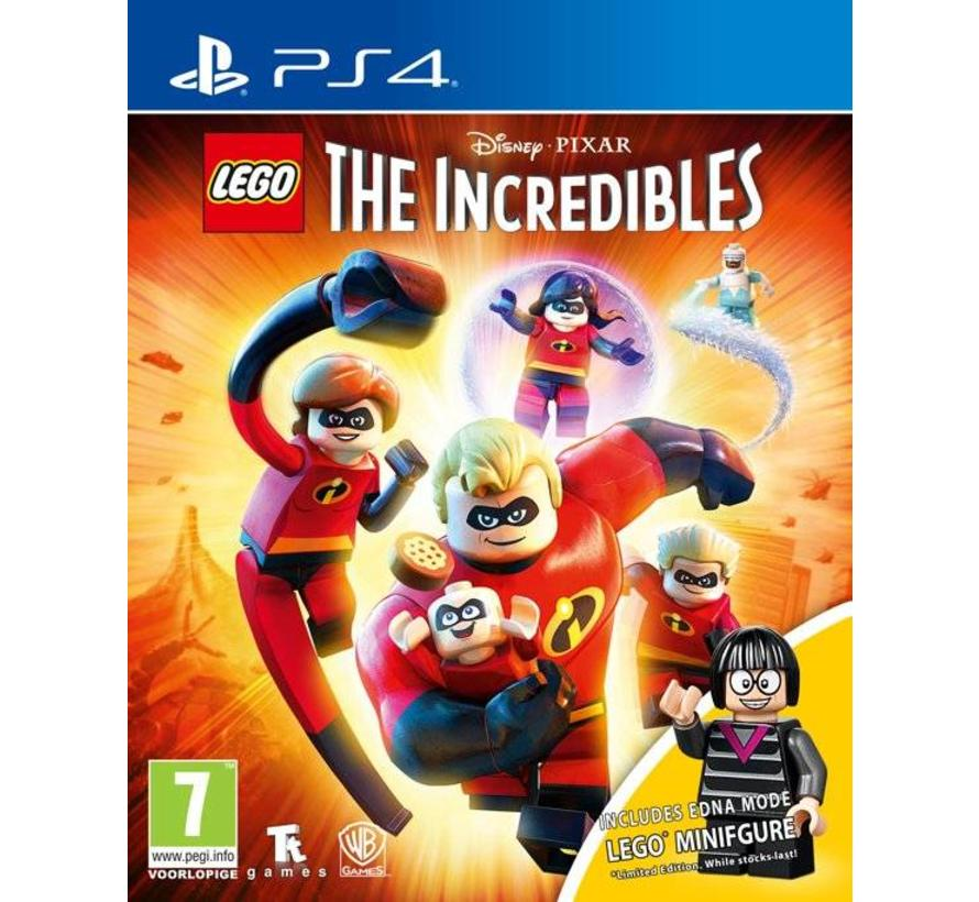 PS4 LEGO: The Incredibles Collector's Edition