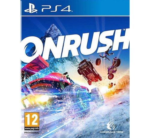 Codemasters PS4 Onrush Day One Edition kopen