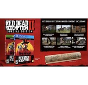 Rockstar Games PS4 Red Dead Redemption 2 - Special Edition