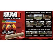 Rockstar Games PS4 Red Dead Redemption 2 - Ultimate Edition