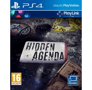 Sony PS4 Hidden Agenda