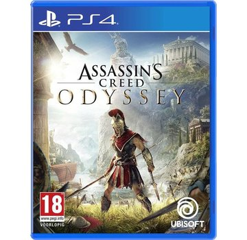 Ubisoft PS4 Assassin's Creed Odyssey