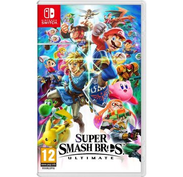 Nintendo Nintendo Switch Super Smash Bros: Ultimate