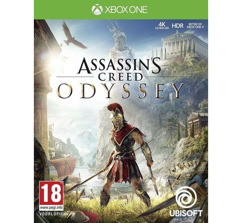 Ubisoft Xbox One Assassin's Creed Odyssey kopen