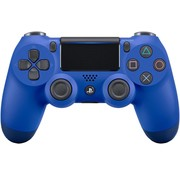 Sony Sony Wireless Dualshock PlayStation 4 Controller V2 (wave blue)