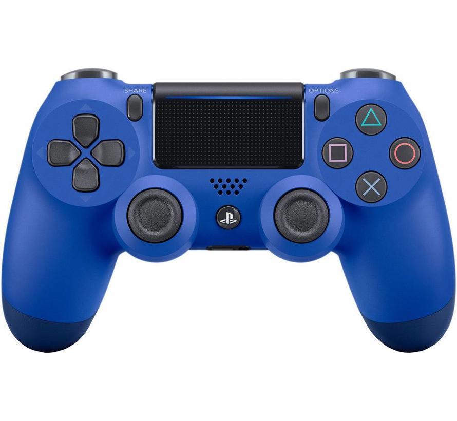 Sony Wireless Dualshock PlayStation 4 Controller V2 (wave blue)