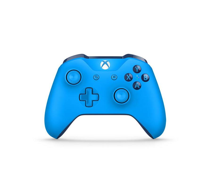 Xbox One S Wireless Controller (blauw)