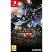 Capcom Nintendo Switch Monster Hunter Generations Ultimate