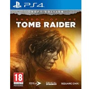 Square Enix PS4 Shadow of the Tomb Raider Croft Edition