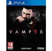 Focus PS4 Vampyr