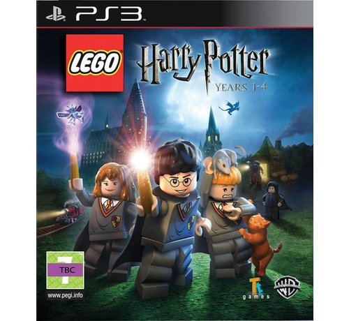 Warner PS3 LEGO Harry Potter: Years 1-4