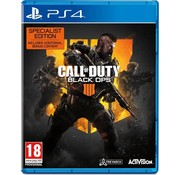 Activision PS4 Call of Duty: Black Ops 4 - Specialist Edition