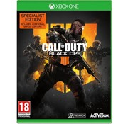 Activision Xbox One Call of Duty: Black Ops 4 - Specialist Edition
