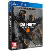 Activision PS4 Call of Duty: Black Ops 4 - Pro Edition