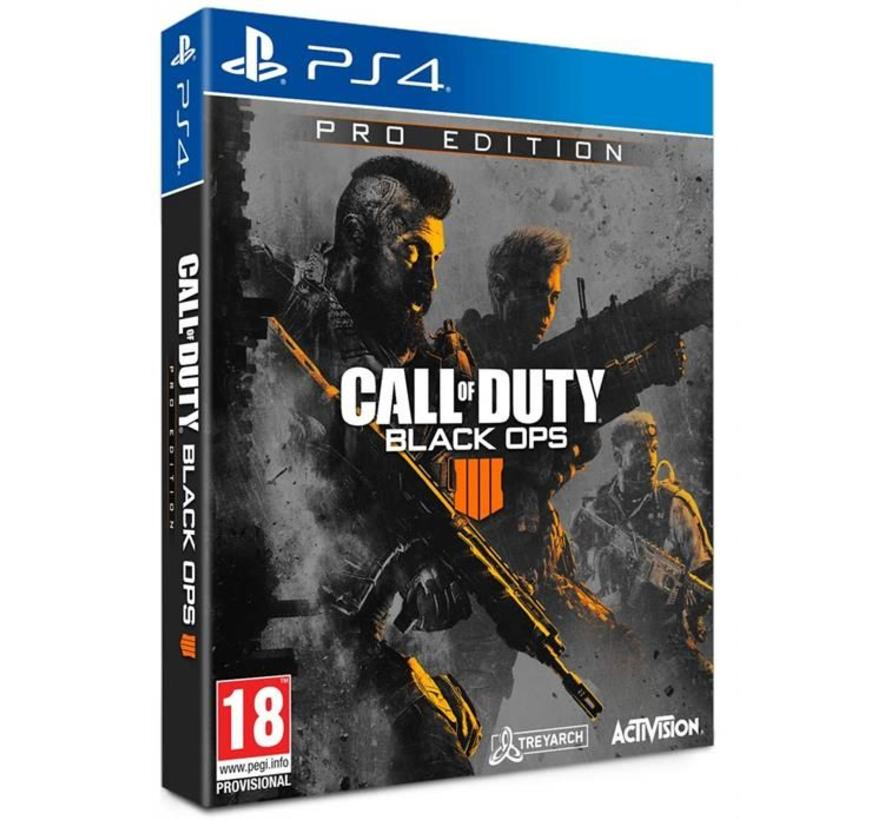 PS4 Call of Duty: Black Ops 4 - Pro Edition