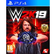Take Two PS4 WWE 2K19