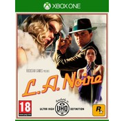 Take Two Xbox One L.A. Noire