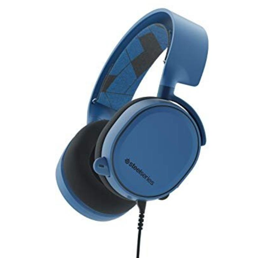 SteelSeries Arctis 3 Gaming Headset (Boreal Blauw)