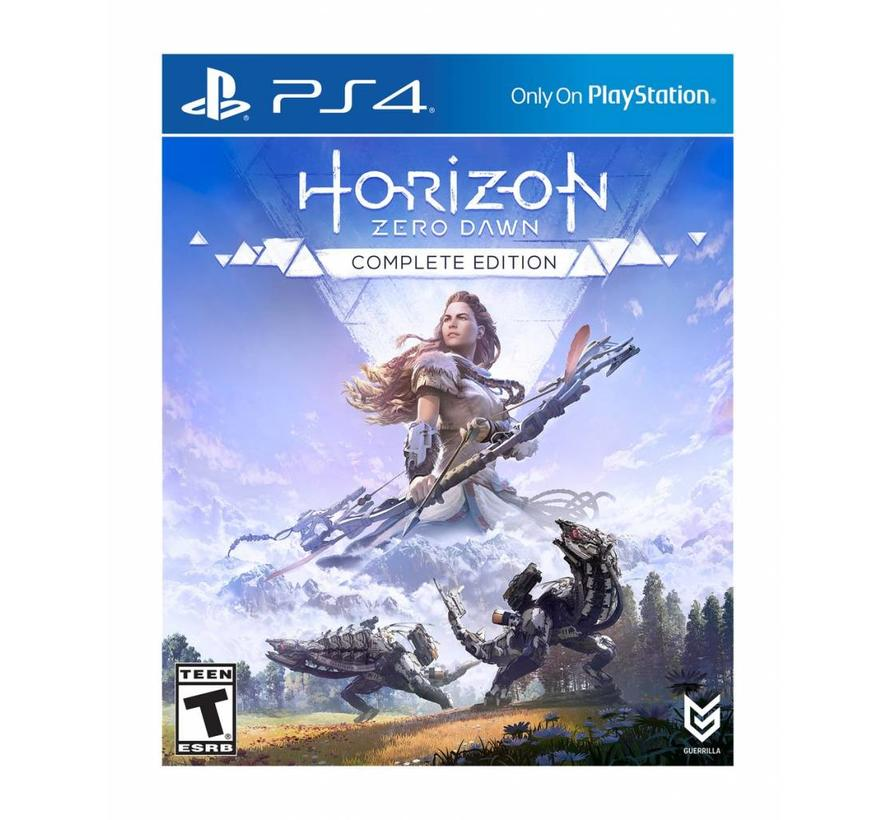 PS4 Horizon: Zero Dawn Complete Edition
