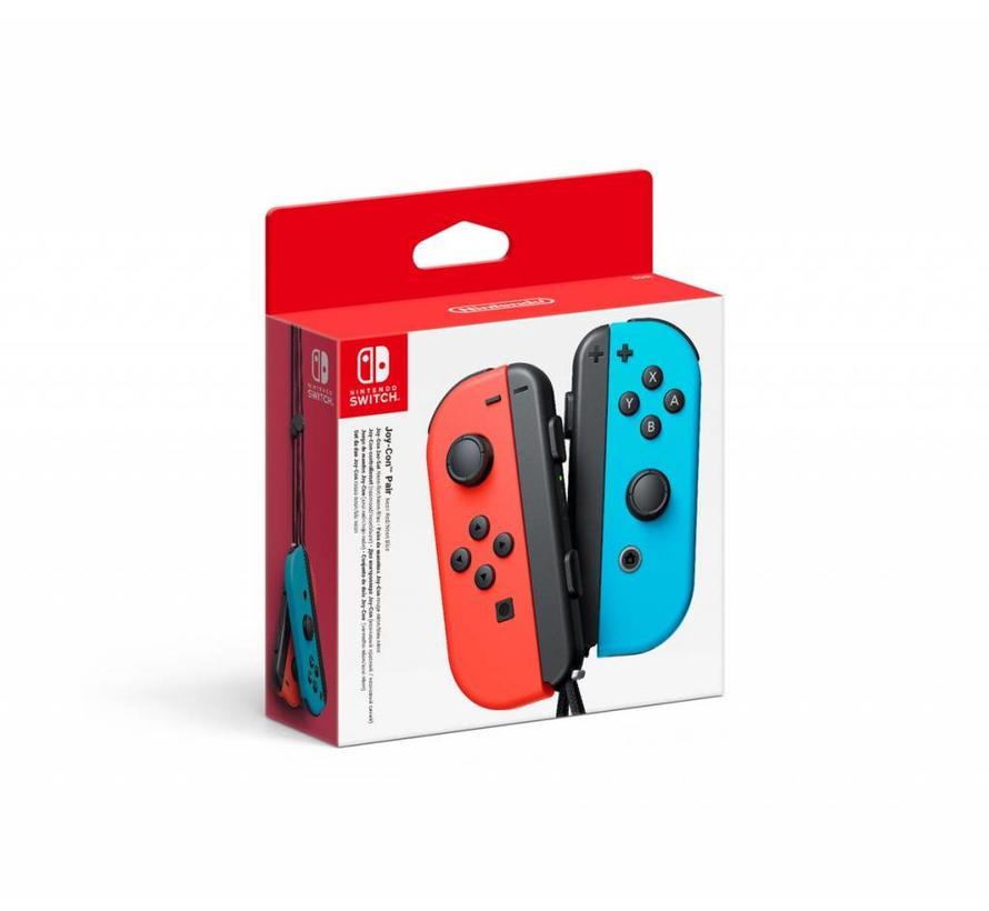 Nintendo Switch Joy-Con Controllers Paar (rood/blauw) kopen