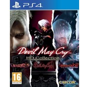 Capcom PS4 Devil May Cry HD Collection
