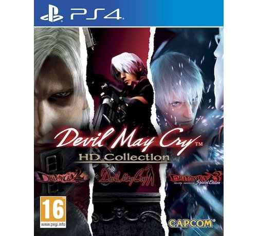 Capcom PS4 Devil May Cry HD Collection kopen