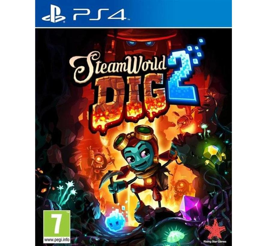 PS4 SteaWworld Dig 2 kopen