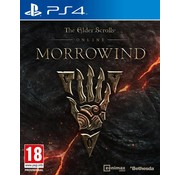 Bethesda PS4 The Elder Scrolls Online: Morrowind