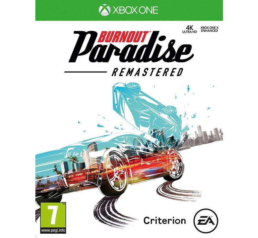 Xbox One Burnout Paradise: Remastered